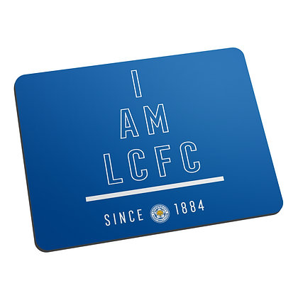 Leicester City FC I Am Mouse Mat