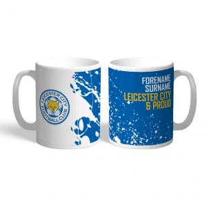 Leicester City FC Proud Mug