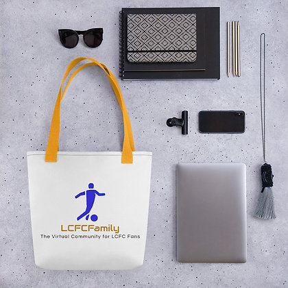 LCFCFamily Tote bag