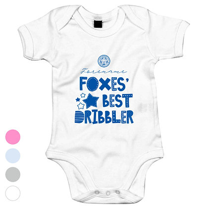 Leicester City FC Best Dribbler Baby Bodysuit