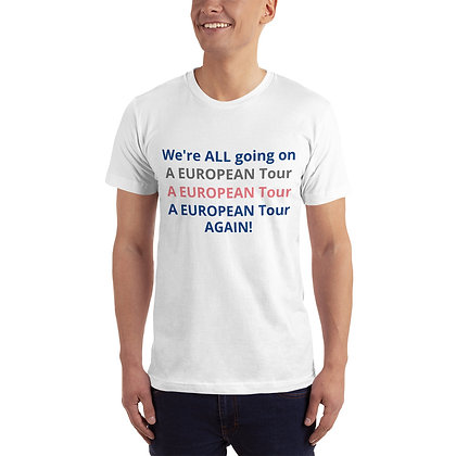LCFCFamily Unisex T-Shirt - Euro Tour (Shirt Colours)
