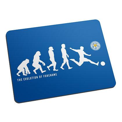 Leicester City FC Evolution Mouse Mat
