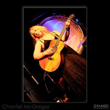 Chantel McGregor