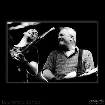 Laurence Jones and Steve Walwyn
