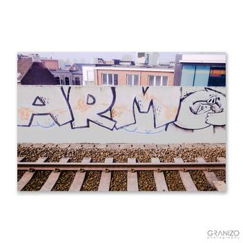 Arms around