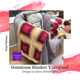KarenWiederhold_Gemstone BlanketEnergise