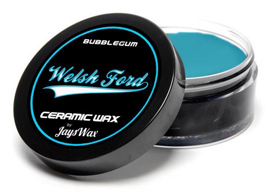 Welsh Ford club wax!