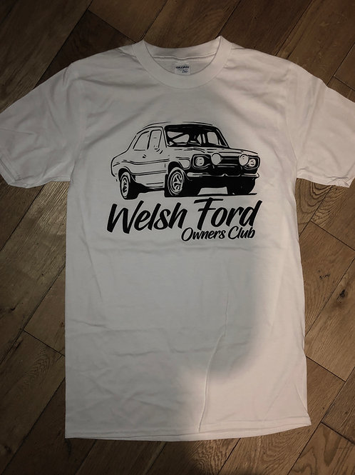 Welsh Ford Escort Mk1 Tee