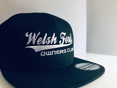Welsh Ford Snapback Hat