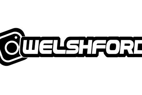 Welsh Ford Instagram Sticker