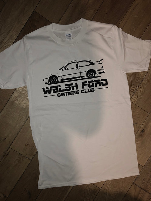 Welsh Ford Sierra Cosworth Tee
