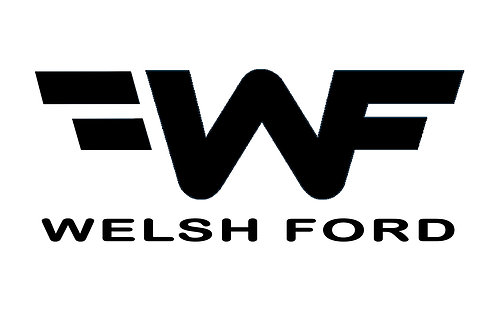 Welsh Ford Wings Sticker