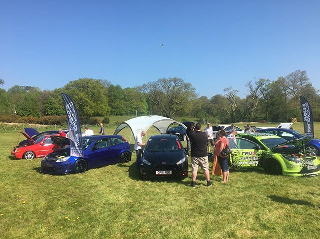 Simply Ford is in full swing! #welshford