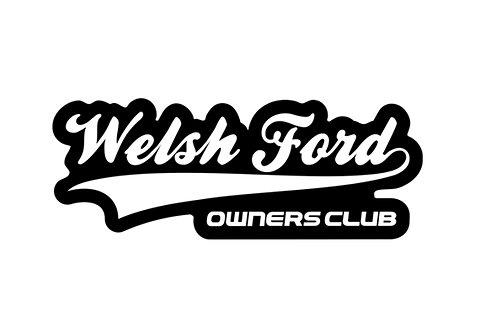 Welsh Ford Gel Badge v1