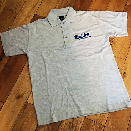 Welsh Ford Polo Tee
