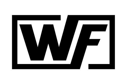 Welsh Ford Box Sticker