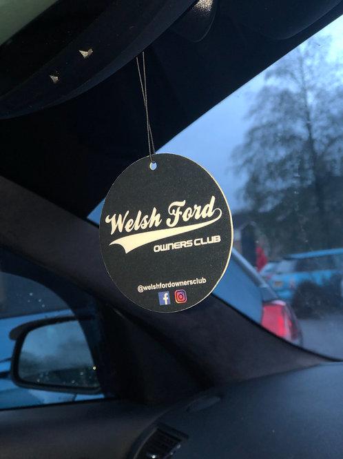 Welsh Ford Circle Air Fresheners