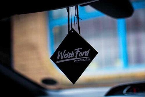 Welsh Ford Diamond Air Fresheners