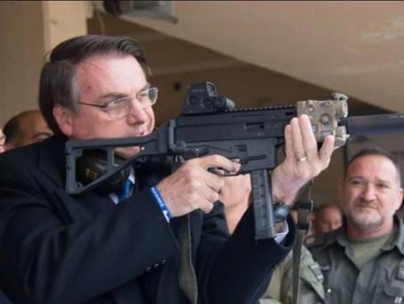 Bolsonaro chama de 'idiota' quem defende comprar feijão em vez de fuzil, e fala repercute