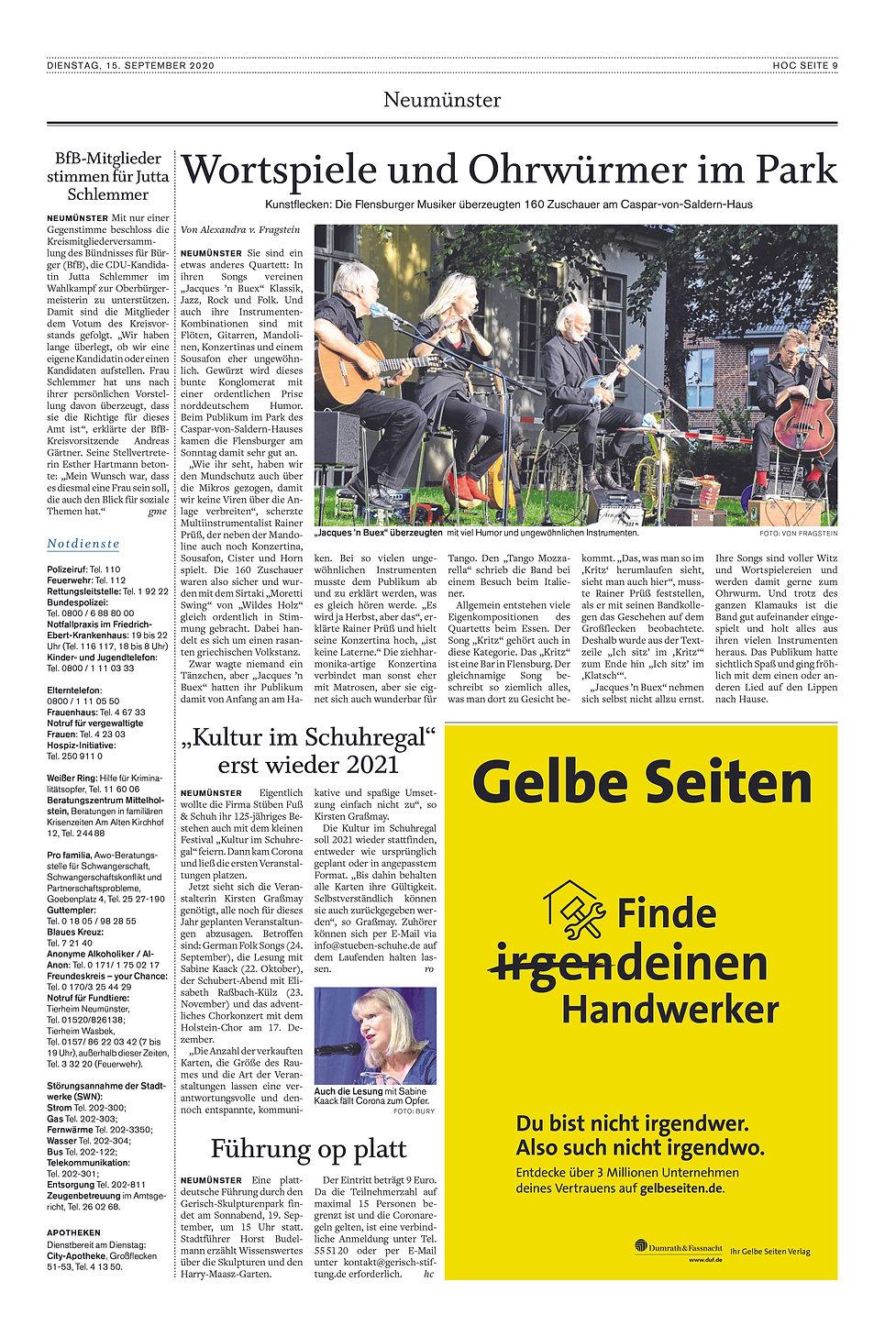 2020-09-15_Holsteinischer_Courier_-_15-0