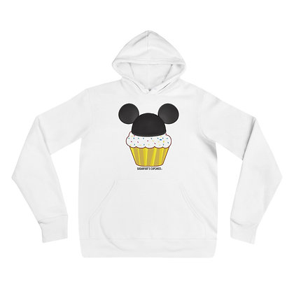 Mouse Cupcake Hoodie