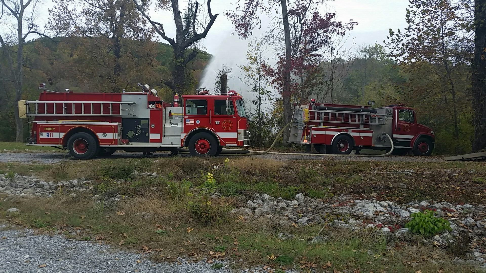 Engine 1 and Engine 2 Woods