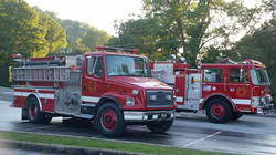Engine 1 and Engine 2 Parking Lot