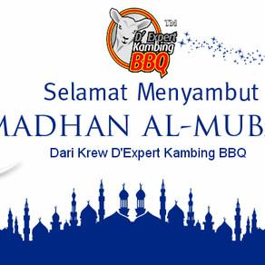 Selamat Menyambut Ramadhan Al Mubarak 1436-H - Fadhilat Ramadhan