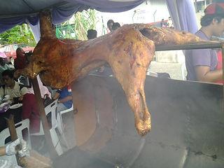 kambing golek bbq self grill