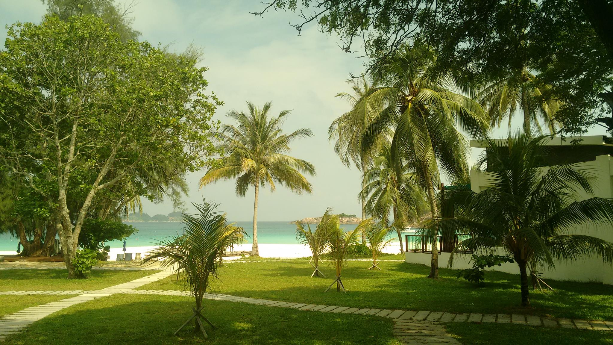 pakej pulau redang corang redang island