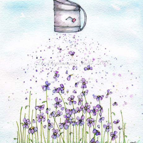 Sifting Flower