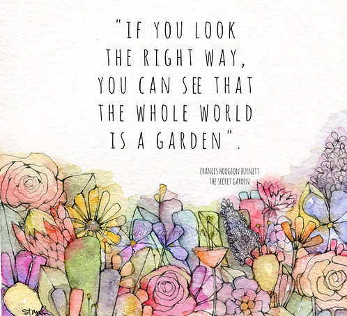 The World is a Garden