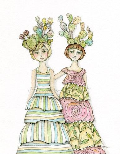 Prickly Pair