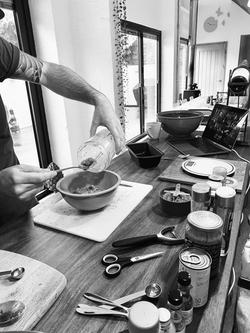 Joe O'Connor At Home Yoga & Cooking Retreat