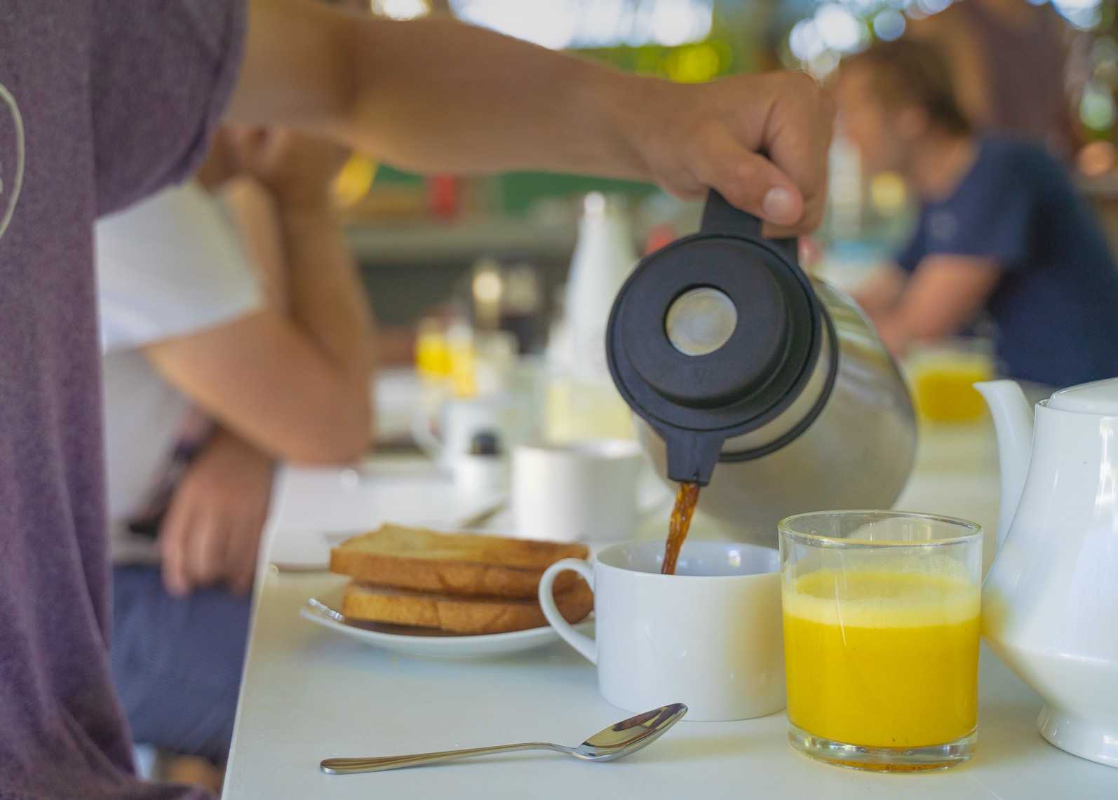 20191018 - Surf House Morning and Food-1