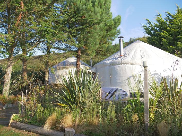 Yurt village Wild & Free Adventures