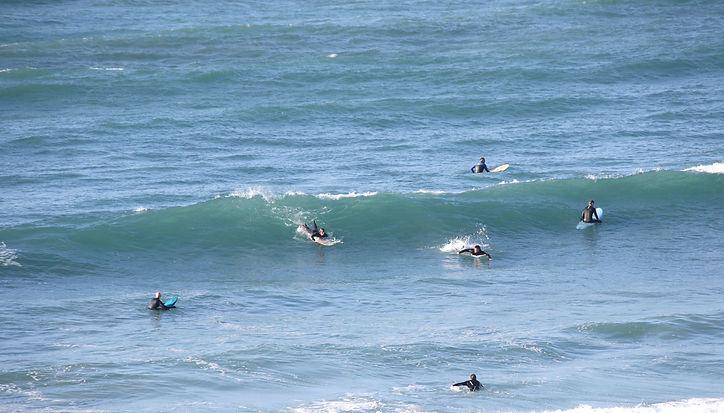 Alan Stokes Surf Coaching
