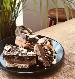 Sweet treat prepared fro Wild & Free Adventures
