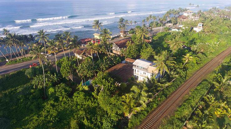 Surf house Sri Lanka