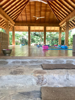 Yoga Shala in Sri Lanka