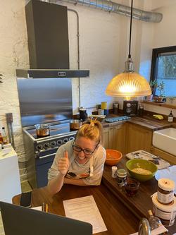 Amanda Bunton Wild & Free At Home Cooking & Yoga Retreat