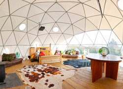 Griffin Pod cosy bedroom space