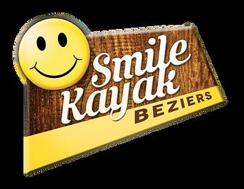Logo Smile Kayak Béziers (Hérault)