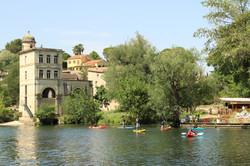 Canoe kayak à Béziers