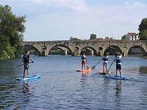 Smile Kayak Béziers 2016 le pont vieux