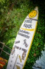 Accueil Smile kayak Béziers, jardin de la plantade.