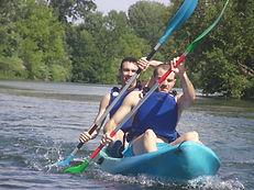 Smile Kayak Béziers, kayak sur l'Orb