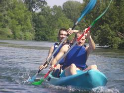 Challenge kayak à Béziers