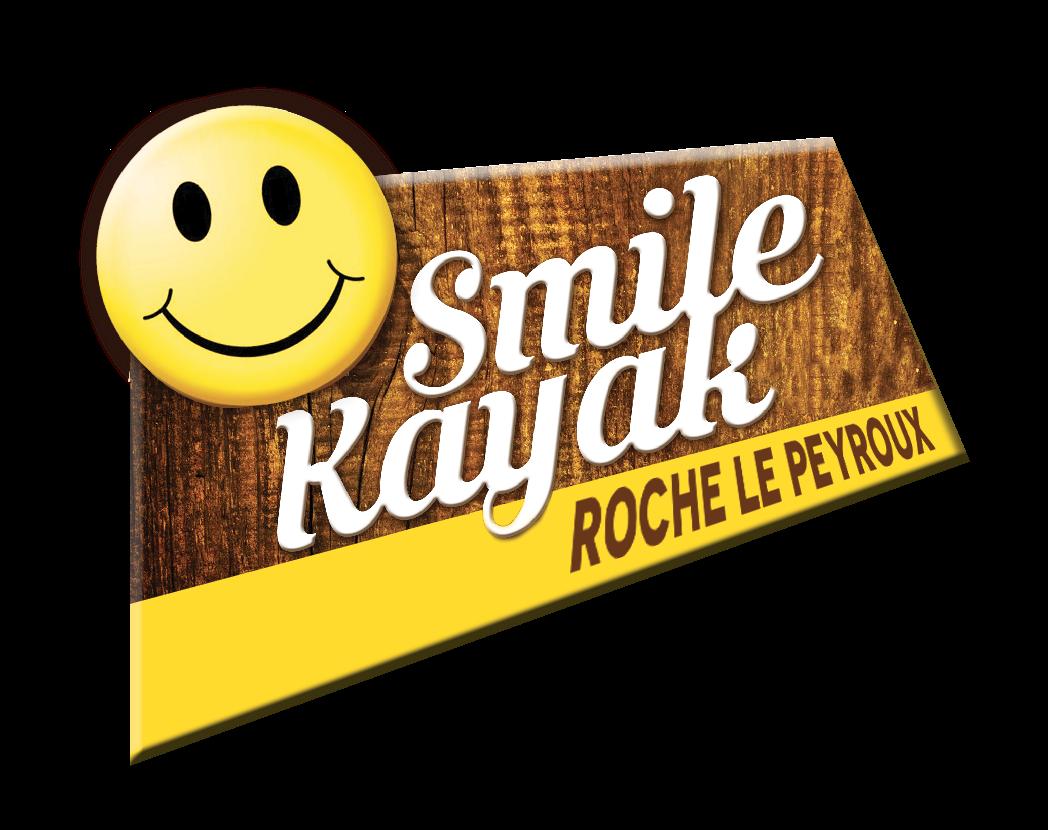 Smile kayak à Roche le Peyroux