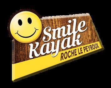 Logo de Smile Kayak Roche le Peyroux